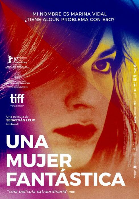 Una mujer fantástica película LGBT