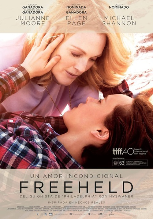 Freeheld película LGBT