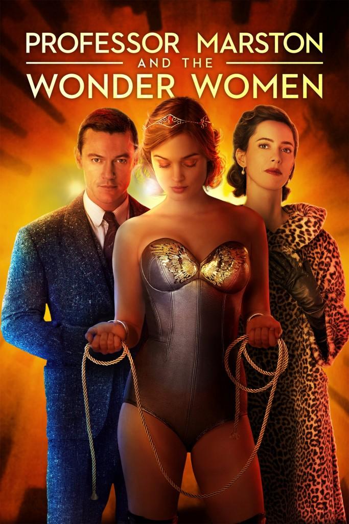 Wonder Woman y el Profesor Marston