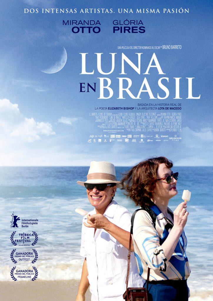 Luna en Brasil (Flores raras – Reaching for the Moon) película lesbianas