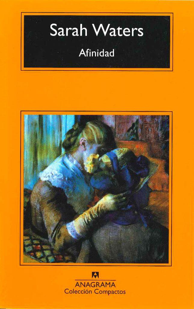 Afinidad (Affinity) libro lésbico de Sarah Waters
