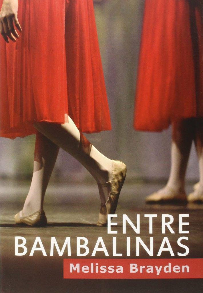 Novela lésbica Entre Bambalinas, de Melissa Brayden