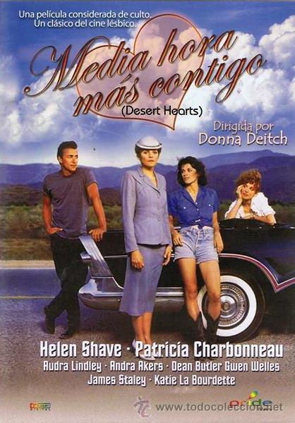 Media hora más contigo (desert hearts) película lésbica