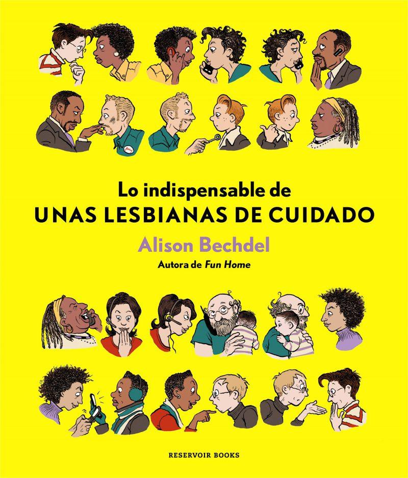 libro lésbico Lo indispensable de unas lesbianas de cuidado