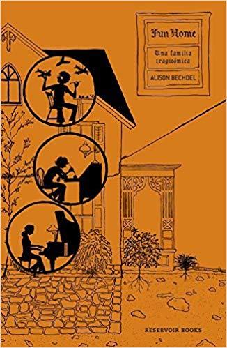 libro lésbico fun home una familia tragicomica