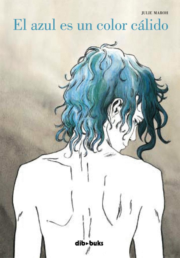 libro-lesbianas-El Azul es un color Calido