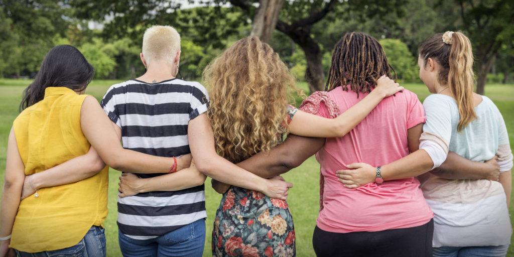 poliamor lesbianas y bisexuales