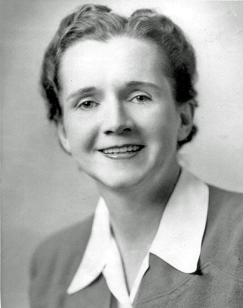 lesbiana científica Rachel Carson