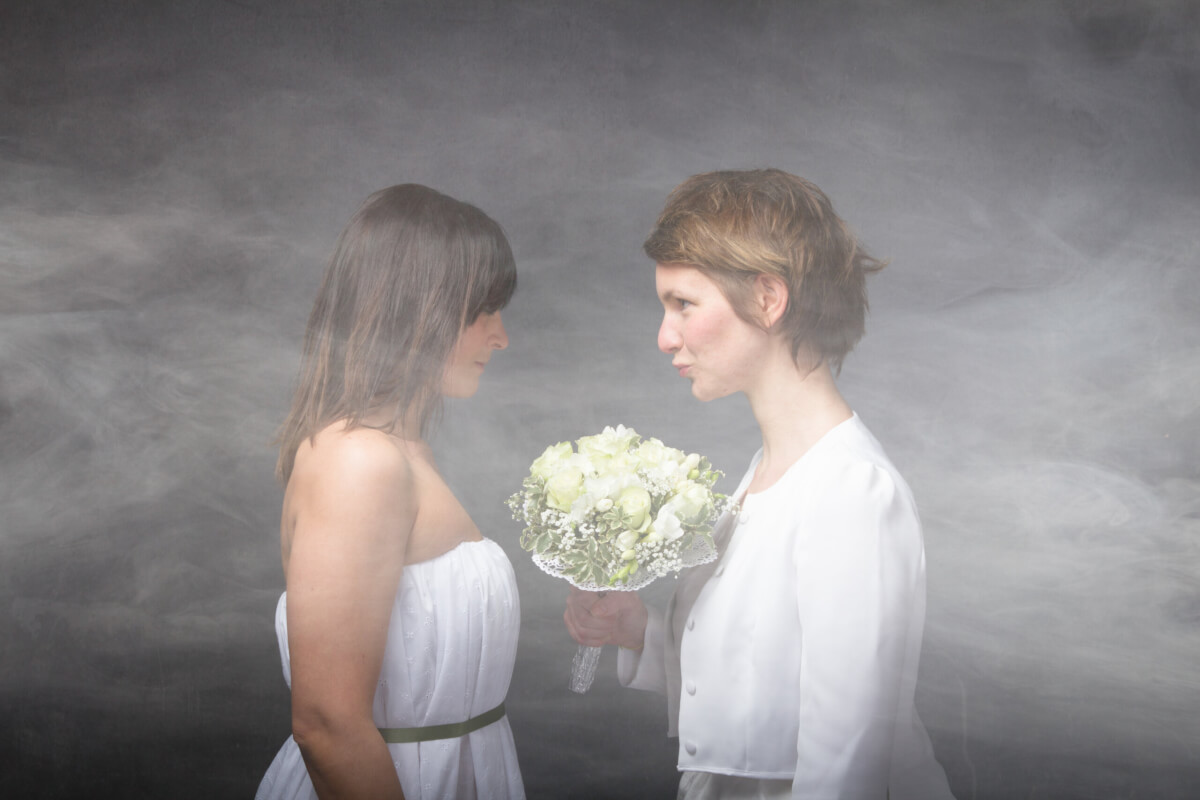 boda entre lesbianas